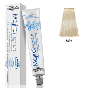 L'ORÉAL PROFESSIONNEL COLORAÇÃO MAJIREL HIGH LIFT - ASH+