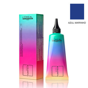 L'ORÉAL PROFESSIONNEL COLORFUL HAIR - AZUL MARINHO