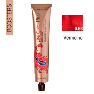 FARMAVITA COLORAÇÃO LIFE COLOR BOOSTER – RED 0.66