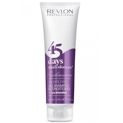 REVLON 45DAYS (SH & COND) ICE BLONDES