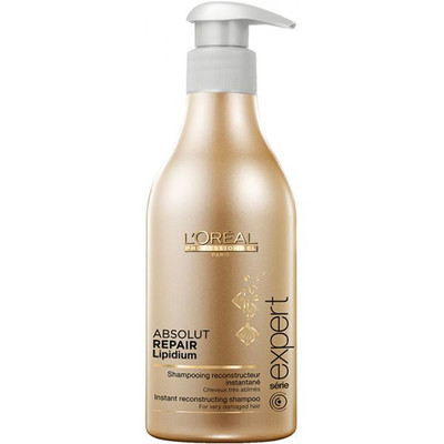 LOREAL SE SHAMPOO ABSOLUT REPAIR LIPIDIUM