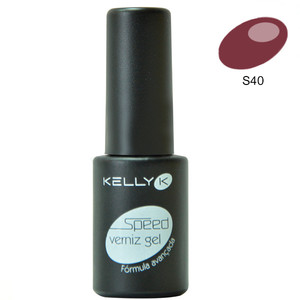 KELLY K SPEED VERNIZ GEL S40