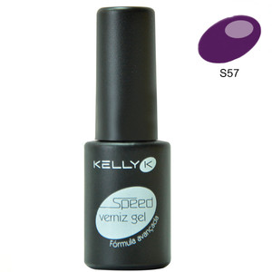 KELLY K SPEED VERNIZ GEL S57