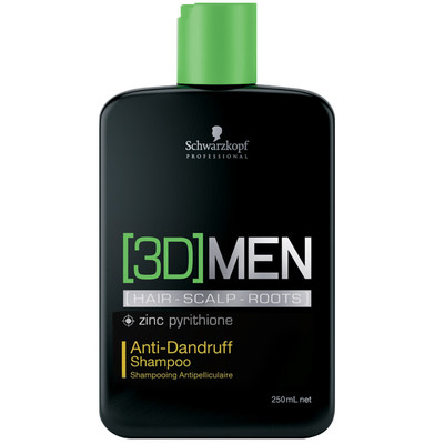 BC. 3D MEN SHAMPOO ANTI CASPA (NOVO)
