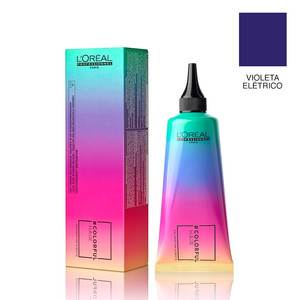 L'ORÉAL PROFESSIONNEL COLORFUL HAIR - VIOLETA ELÉTRICO