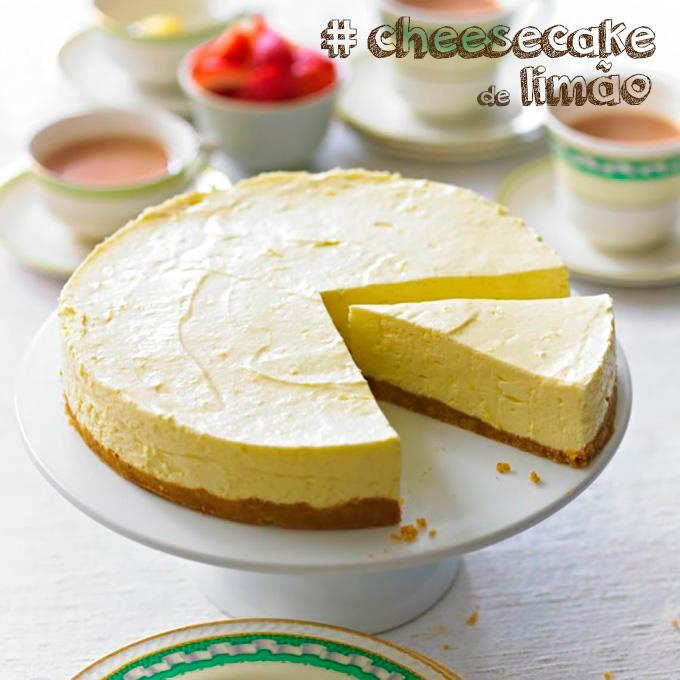 Cheesecake-Limao