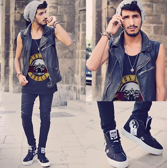 MEN TSHIRT BANDA_Look Men Festival