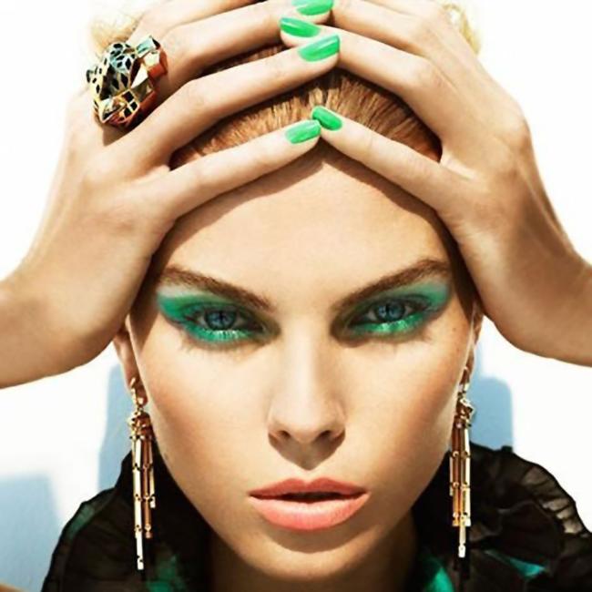 Maquilhagem Verde_8