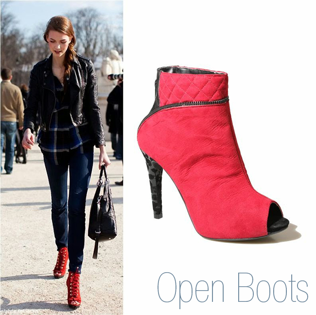 Open Boots 11