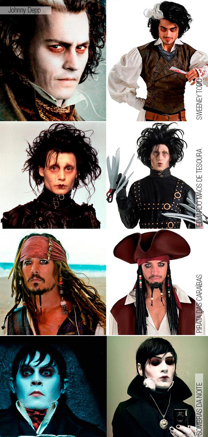 HOMEM-Depp_Sweeney-Todd_Edward-Mãos-de-Tesoura_Piratas-das-Caraíbas_Sombras-da-Noite_Cavaleiro-Solitário