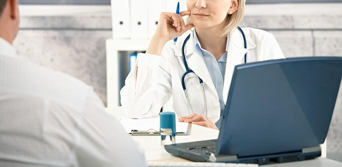 Doctor-Listening